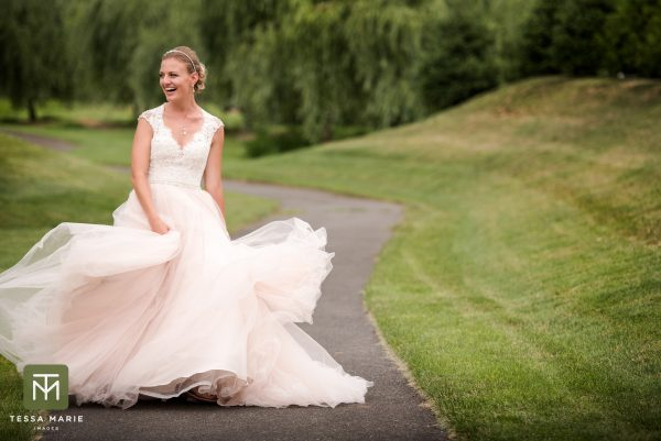 walking-bride